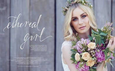 PUBLISHED EDITORIAL: Modern Wedding Magazine | PHOTOGRAPHER: 35mm Wedding Photography