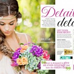 BEAUTY PAGES: Cosmo Bride | PHOTOGRAPHER: Nadean Richards