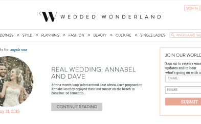 Wedded Wonderland 310515