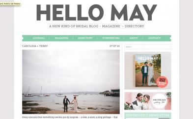 Hello May Magazine 070714