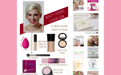 PRESS: Polka Dot Bride red lip tutorial part 2 24.07.13